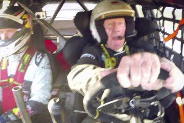 Walter Röhrl testet den Audi S1 EKS RX quattro