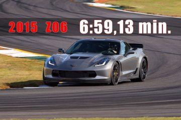 Z06-Rekord