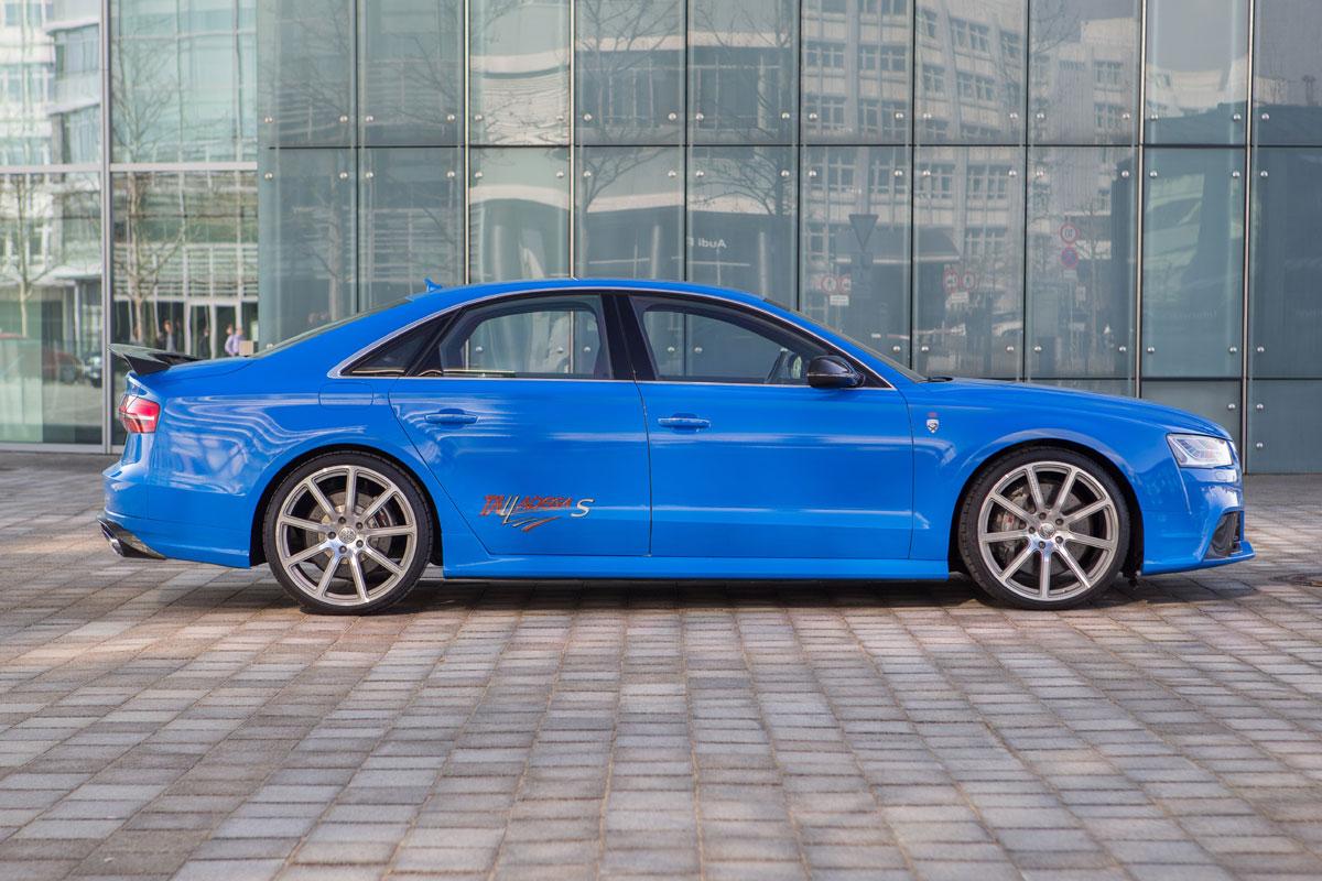 Audi S8 MTM S8 Talladega S 2015 (7)
