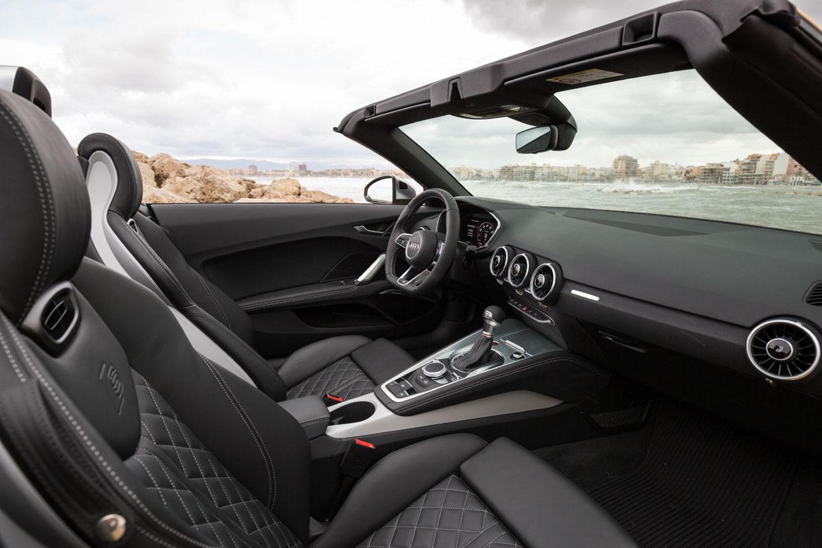 Audi TTS Roadster Test (22)