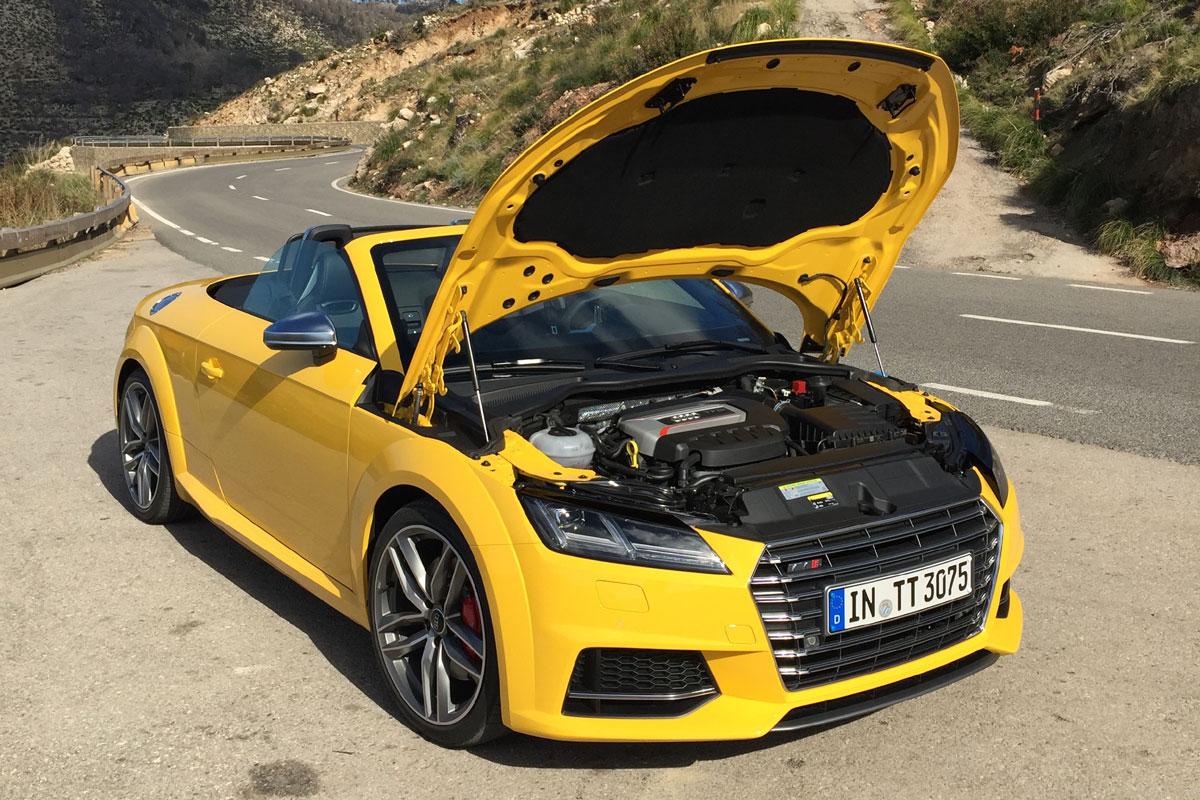 Audi TTS Roadster Test (4)