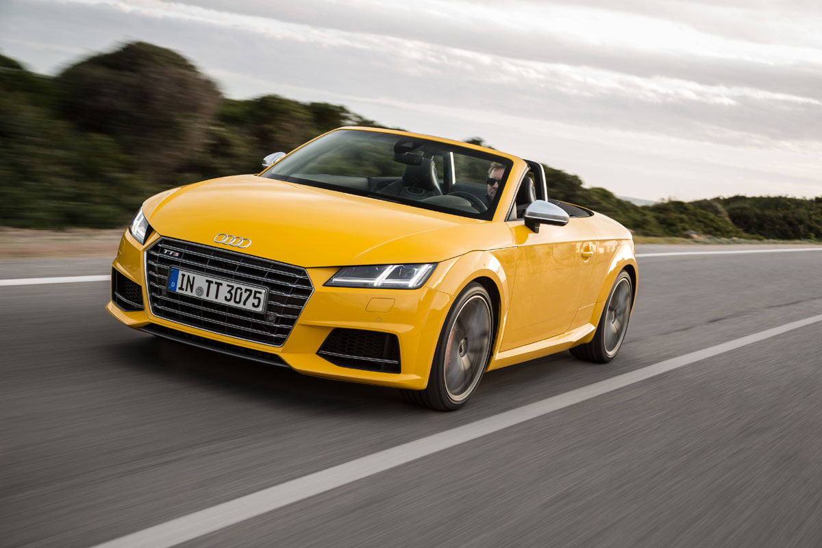 Audi TTS Roadster Test (8)