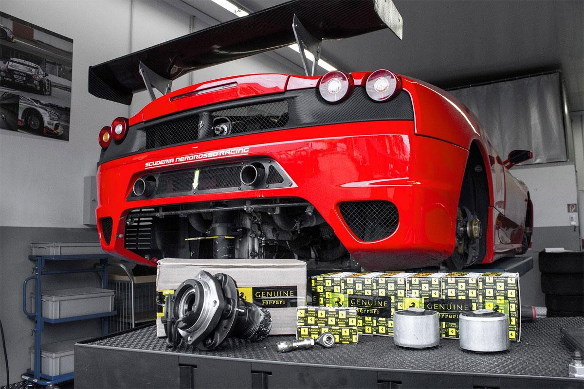 Ferrari Mcchip-DKR