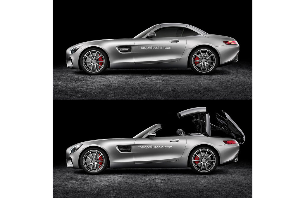 Mercedes AMG GT Roadster Mr. Chin 2015 (2)