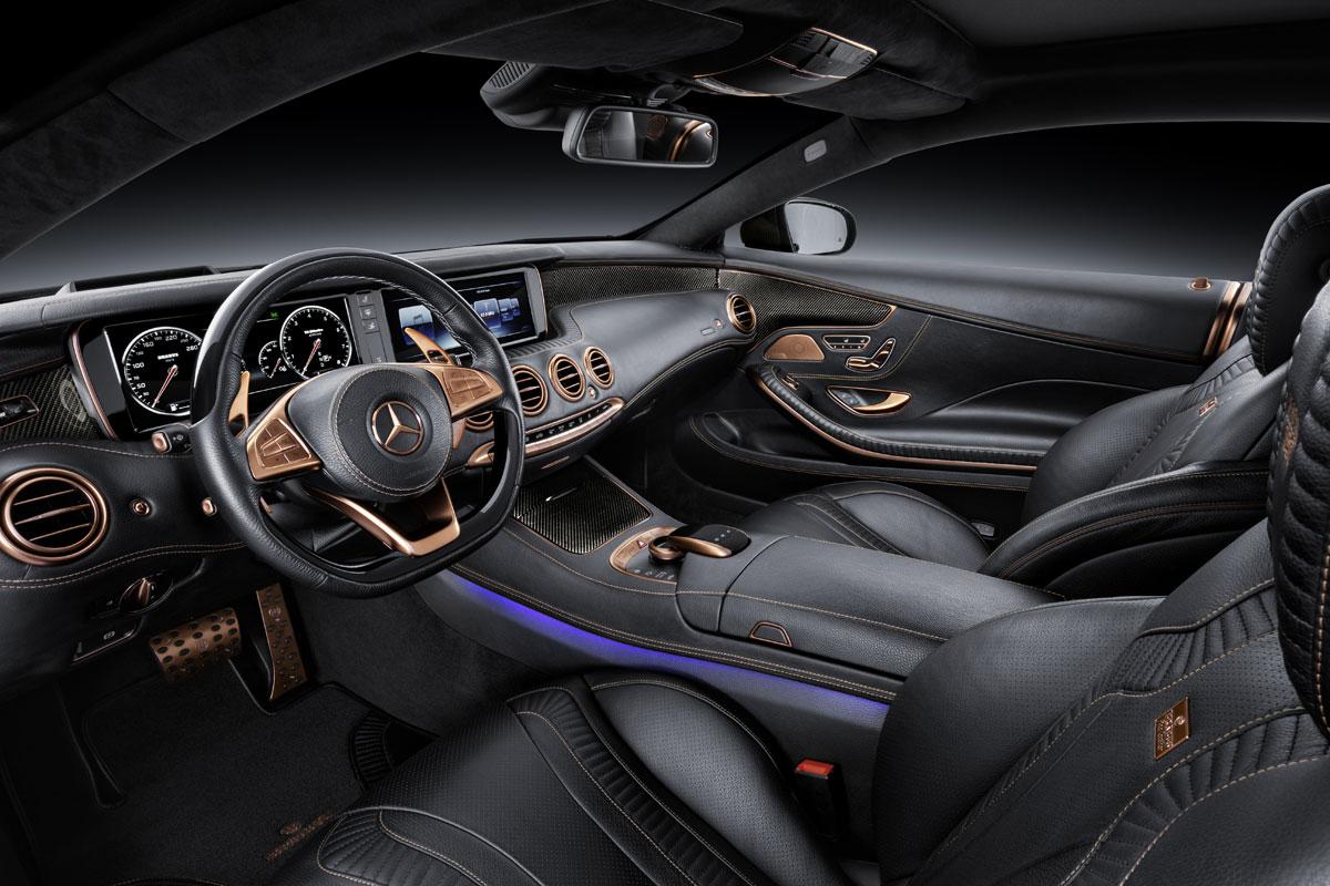 Mercedes S-Klasse Coupe Brabus 850 6.0 Biturbo Coupe (3)