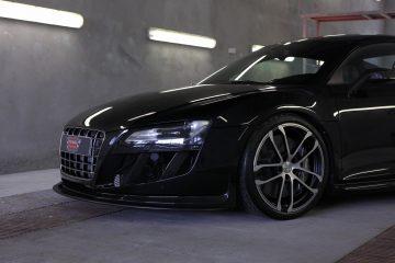 Audi R8 V8 Bi-Kompressor von Pachura Moto Center