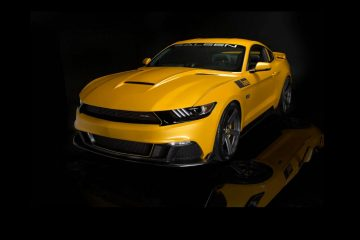 Ford Mustang Saleen S302 Black Label 2015 (2)