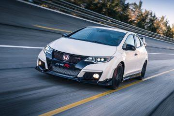 Kaum teurer als der Seat: Der neue Honda Civic Type R mit 310 PS.