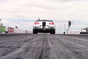 Nissan GT-R Record