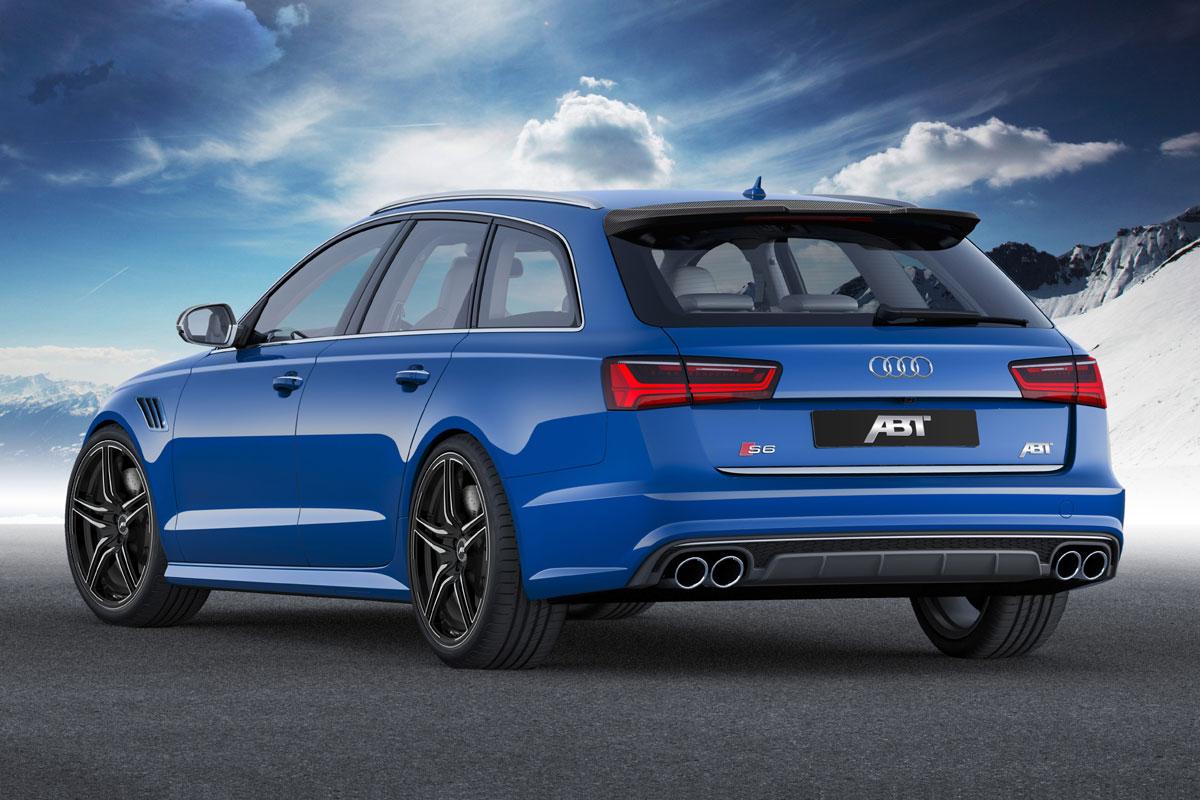 Audi S6 Avant Abt