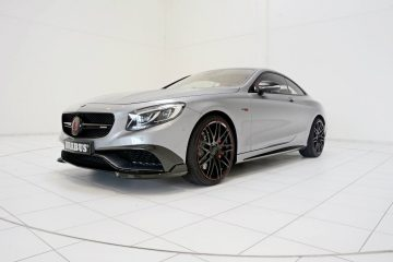 Mercedes S 63 AMG Coupe Brabus 850 2015 (32)