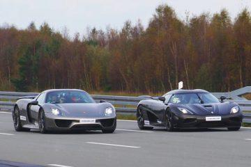 Porsche-918-Spyder-vs-Koeni