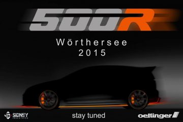 VW Golf Oettinger 2015