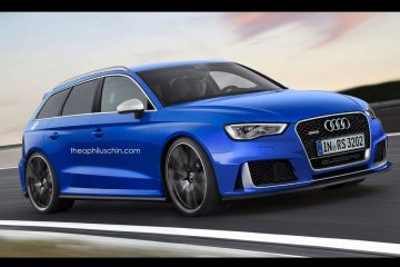 Audi RS 3 Avant Mr. Chin 2015