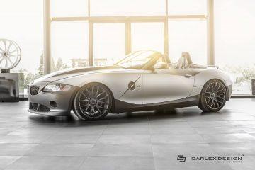 BMW Z4 V8 Carlex 2015 (5)
