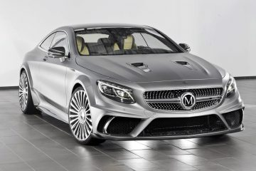 Mercedes S 63 AMG Mansory 900 PS 2015
