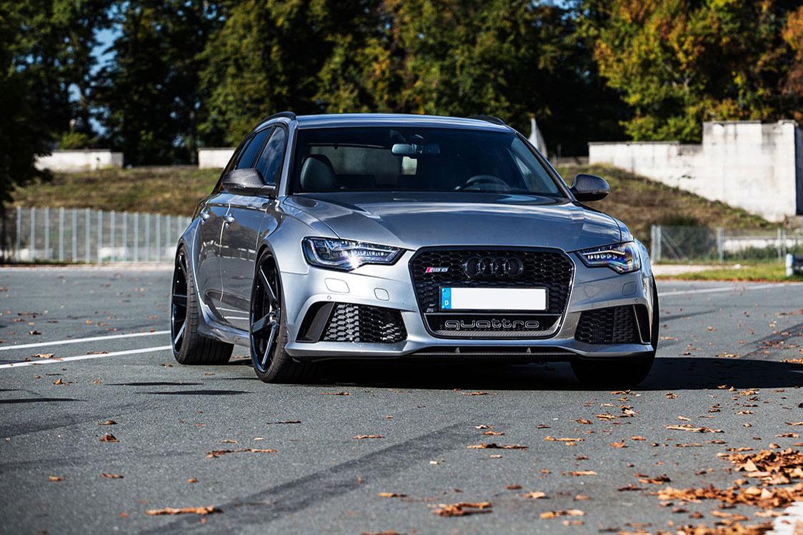 Audi RS6 Avant von CDC-Performance