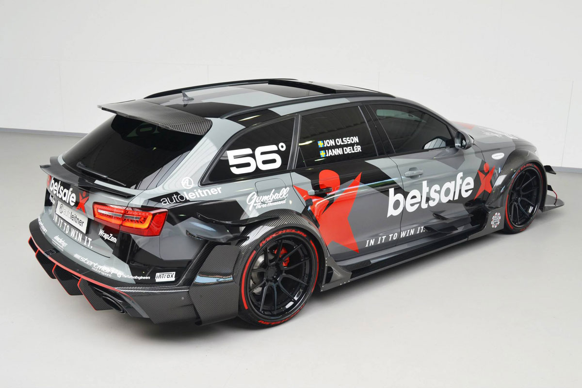 Audi Rs6 Wallpaper Jon Olsson Wallpapers 2017 2018