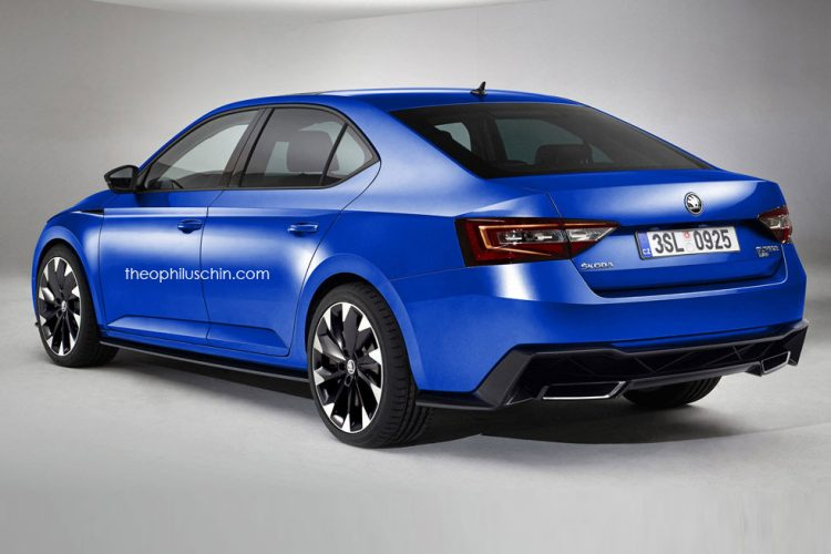 Skoda Superb RS (1)