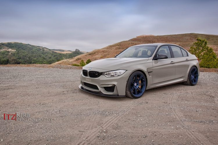 BMW M3 HRE Wheels 2015 (9)