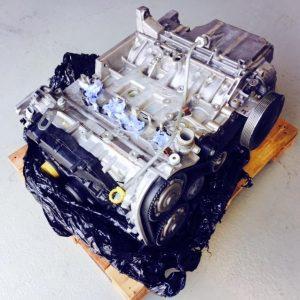 Alfa 4C Motor