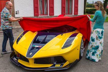 Ferrari FXX K Benjamin Sloss (1)
