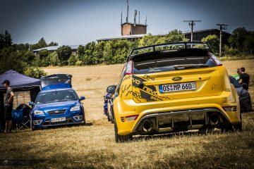 Ford ST RS Treffen Nordschleife 2015 (12)