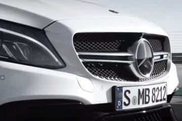 Mercedes C 63 AMG Coupé Teaser