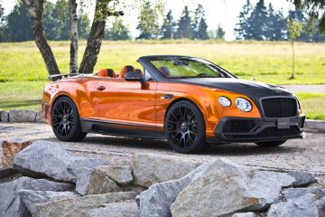 Bentley Continental GTC Mansory (5)