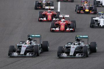 Formel 1 Mercedes