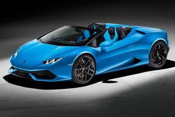 Lamborghini-Huracan LP610-4 Spyder 2015 (1)