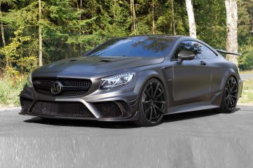 Mercedes AMG S 63 Coupe Mansory (1)