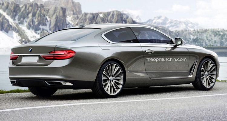 Neues Luxus Coup 233 Bmw 8er Als Konkurrenz Zur S Klasse