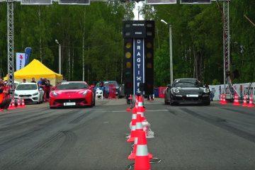 Ferrari F12 Porsche 911 Turbo