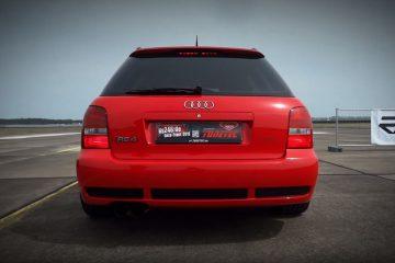 Audi RS4 Tunetec