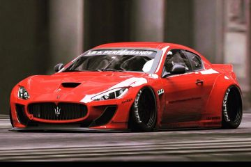Maserati Gran Turismo Liberty Walk Performance 2015 (3)