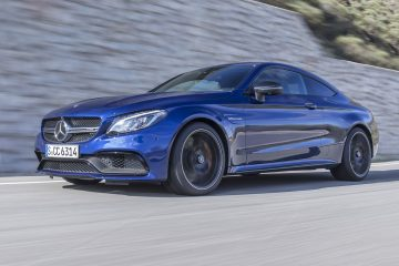Mercedes-AMG C 63 S Coupe 2015