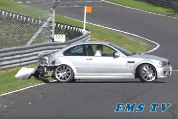 Nordschleife Crash