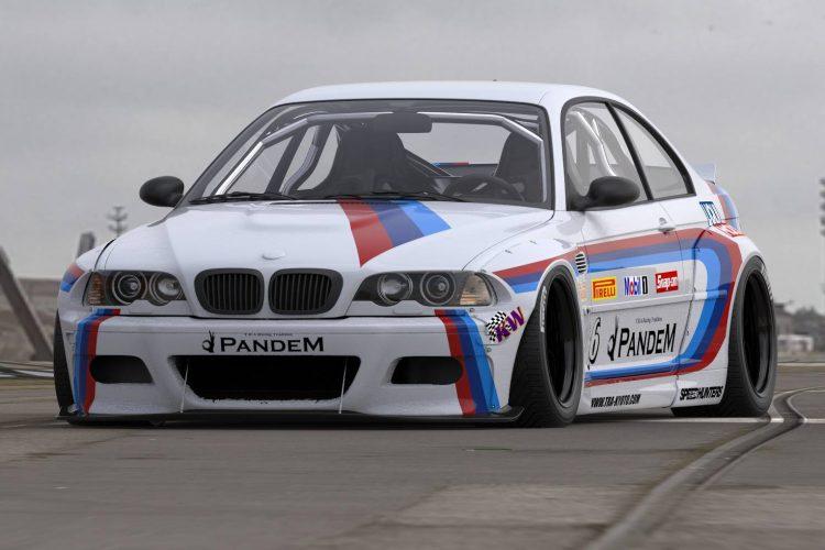 BMW 3er Pandem