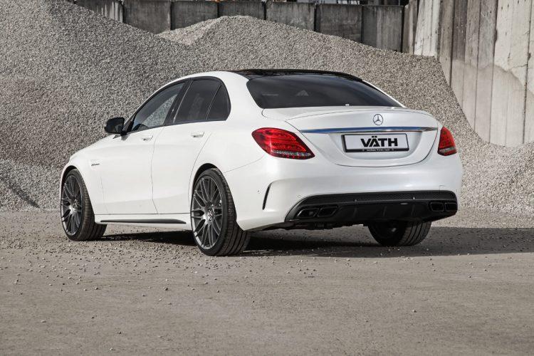 Mercedes-AMG C 63 (5)