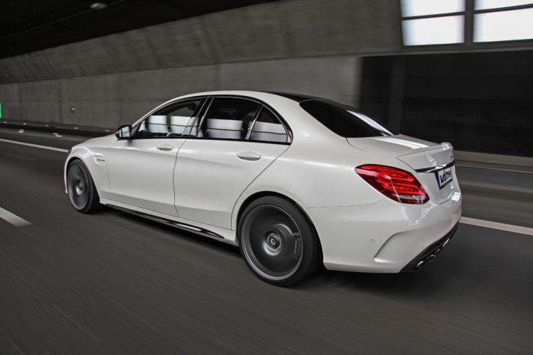 Mercedes-AMG C 63 (7)