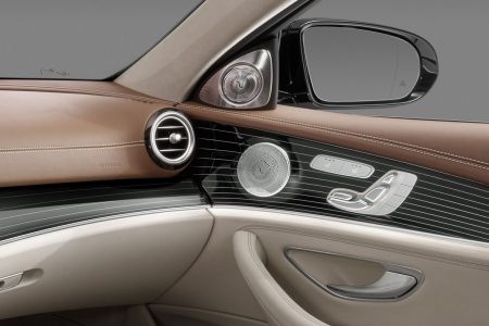 Mercedes W213 E-Klasse Sound
