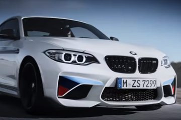 BMW M2 Coupé Video