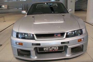Nissan GT-R LM R33