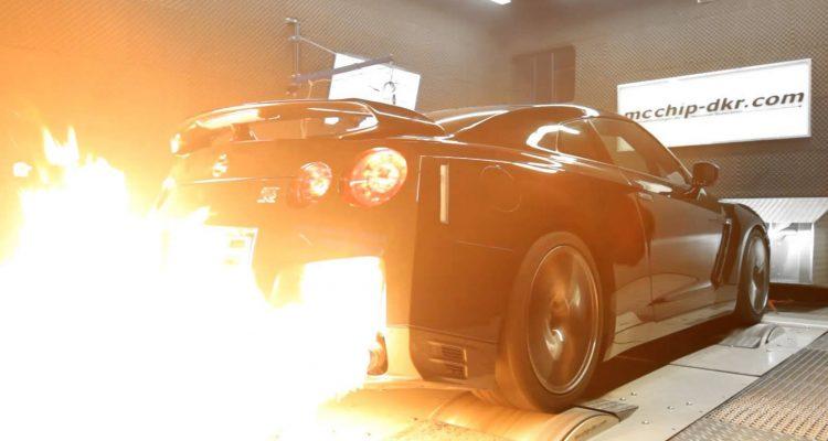 Nissan GT-R Mcchip-DKR (4)