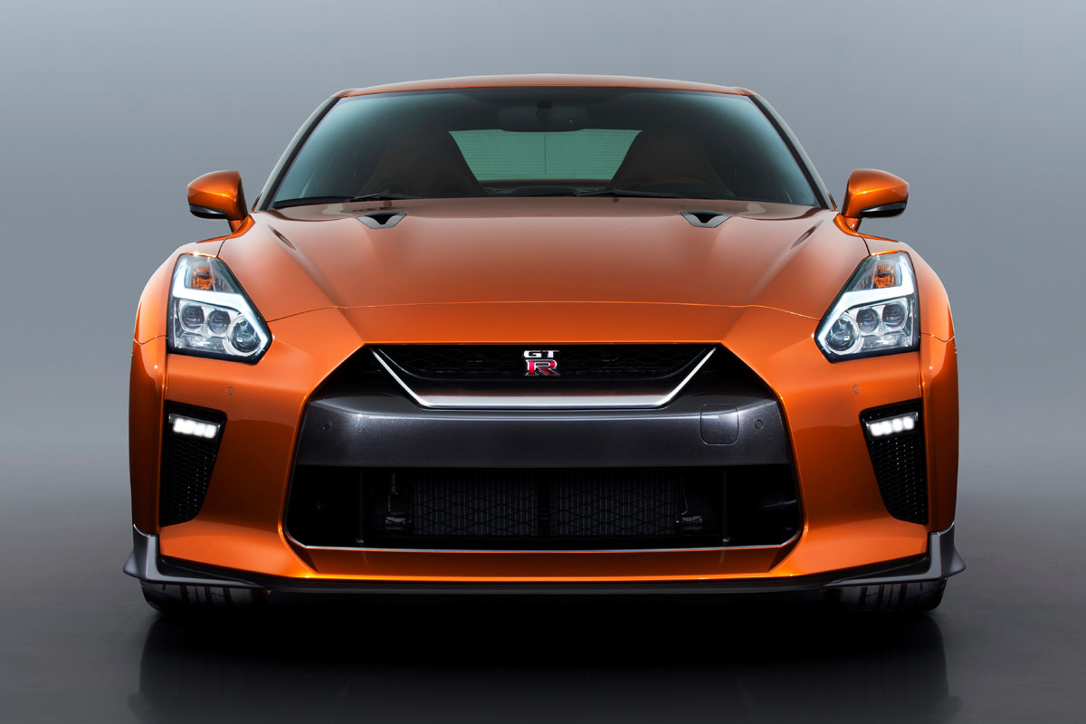 Nissan GT-R 2016 Wallpaper (8)