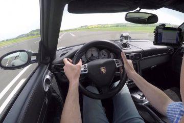 Von 0-300 km/h im 9ff 911 GTronic mit 1.400 PS