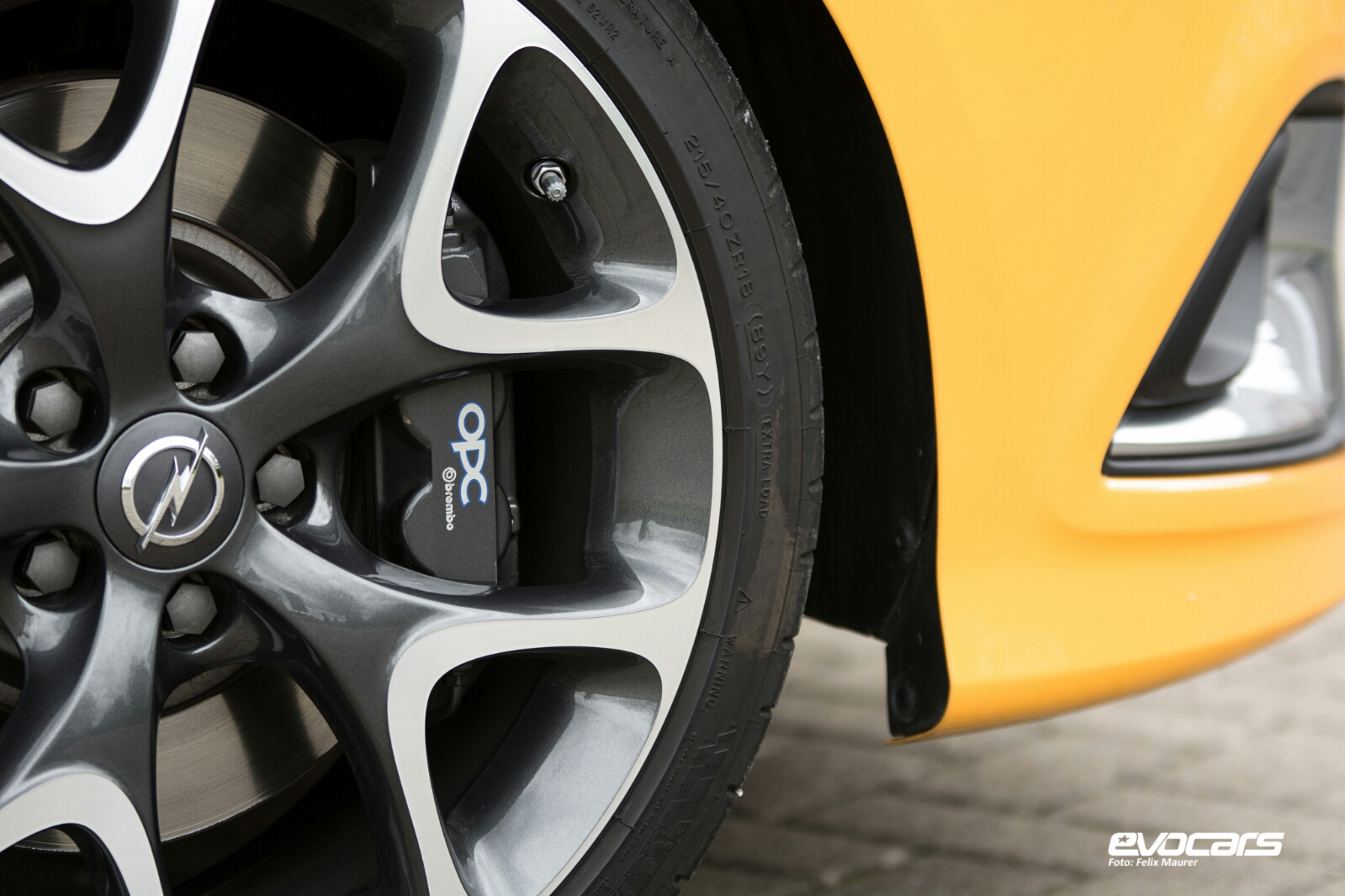 Opel Corsa OPC 2016 12