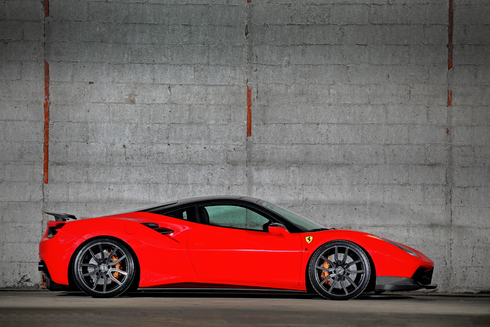 Ferrari 488 GTB Vos-Performance