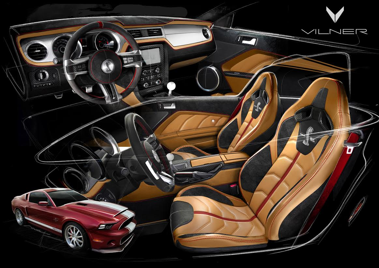 Shelby Mustang Super Snake by Vilner (1)